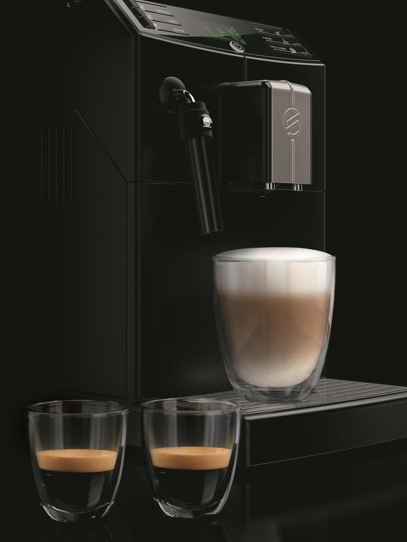Kompaktowy ekspres do kawy Saeco Minuto /materiały prasowe