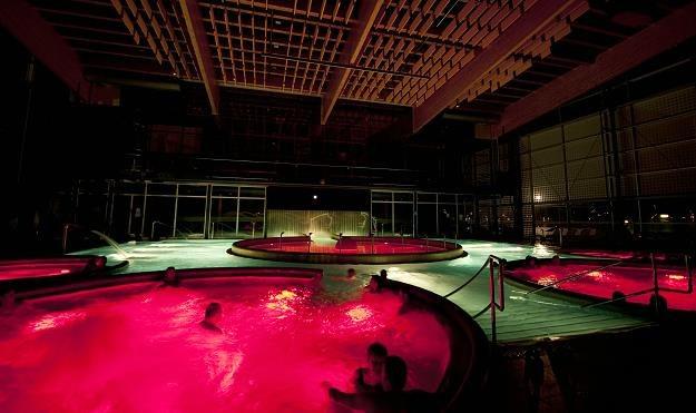 Kompleks basenowy w Popradzie. Fot. www.aquacity.sk /