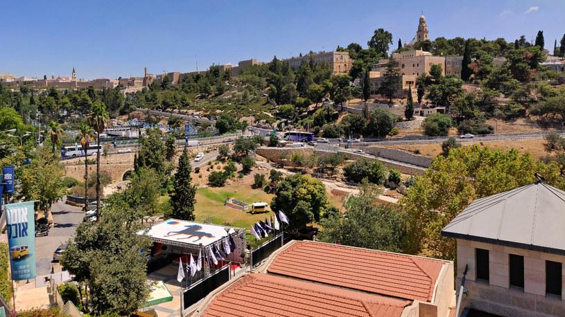 Kompleks Cinematheque, gdzie odbywała się większość wydarzeń festiwalowych,  znajduje się u podnóża starej części Jerozolimy /INTERIA.PL