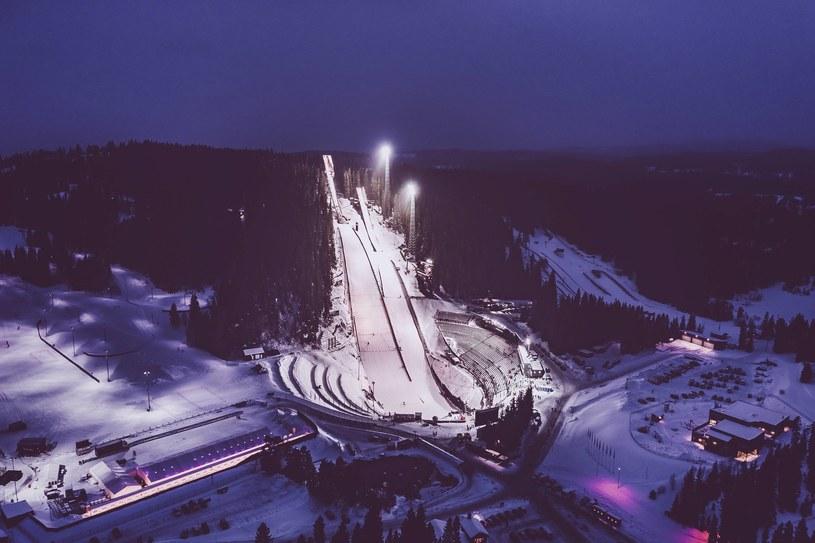 Kompleks Granaasen w Trondheim /EXPA/NEWSPIX.PL /Newspix