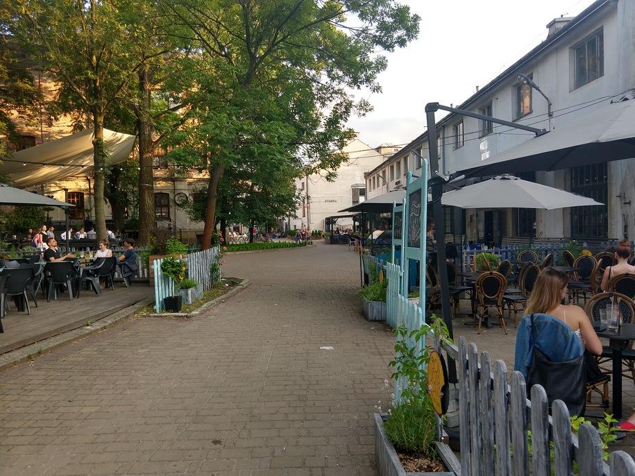 Kompleks na Dolnych Młynów 10 w Krakowie /Przemek Błaszczyk /RMF MAXXX
