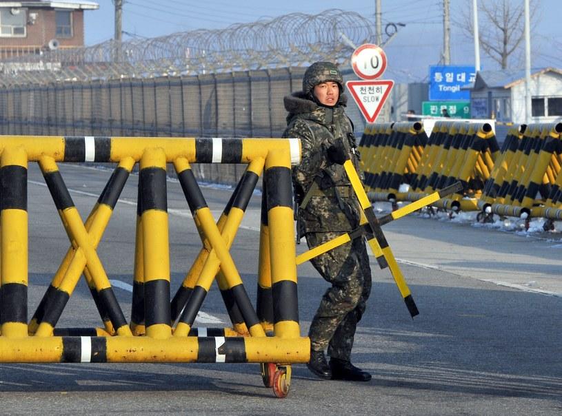 Kompleks przemysłowy Kaesong /AFP