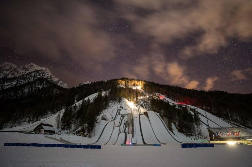 Kompleks skoczni narciarskich w Planicy /AFP