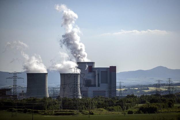 Kompleks w Turowie, Czechu żądają jego zamknięcia, KE nakłada karę /Martin Divisek /PAP/EPA