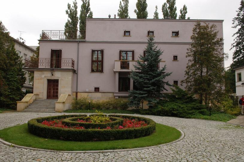 Kompleks wilowy Parkowa, Willa do dyspozycji premiera - Zdj. z 2006 r. /Miroslaw Stelmach/Wprost /East News