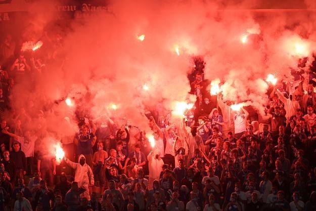 Komplet publiczności obejrzy mecz Lecha z Borussią Dortmund na Stadionie Miejskim w Poznaniu /PAP