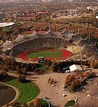 Komplet widzów zasiądzie na trybunach Stadionu Olimpijskiego podczas meczu Bayern-Chelsea /AFP