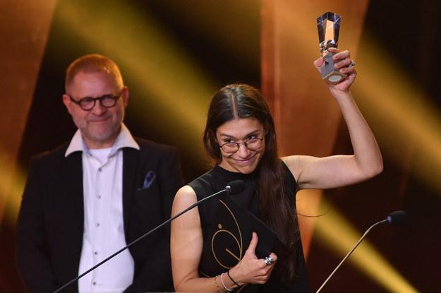 """Kompozytorka Teoniki Rożynek odebrała nagrodę za muzykę do filmu """"Prime Time"""" / Adam Warżawa    /PAP"""