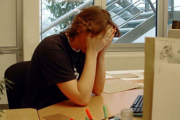 Komputer może być źródłem bardzo negatywnych emocji /stock.xchng