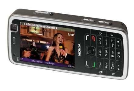 Komputer multimedialny Nokia N77 /materiały prasowe