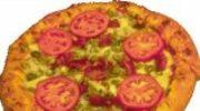 Komputerowy wzór pizzy