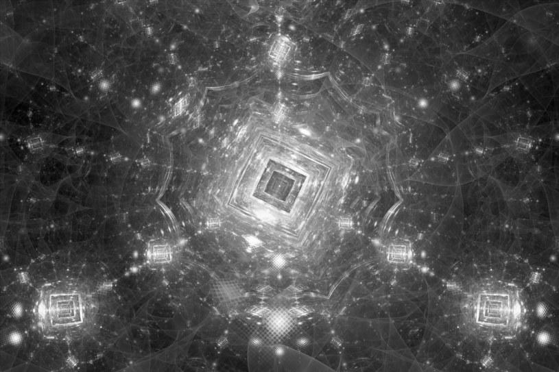 Komputery kwantowe trzeba chronić przed promieniowaniem kosmicznym /123RF/PICSEL