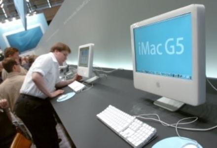 """Komputery Mac zawodzą w """"starciu"""" z aplikacjami Flash. Przyczyna problemu nie jest znana /AFP"""