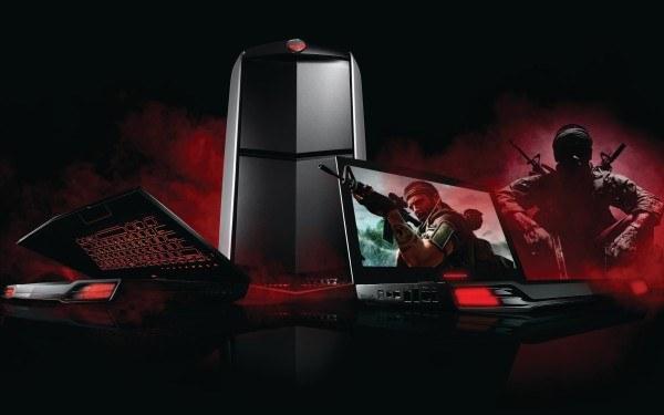 Komputery marki Alienware - zdjęcie /Informacja prasowa