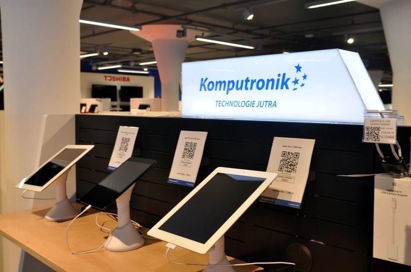 Komputronik Megastore otwarto w Centrum Handlowym Jupiter /materiały prasowe
