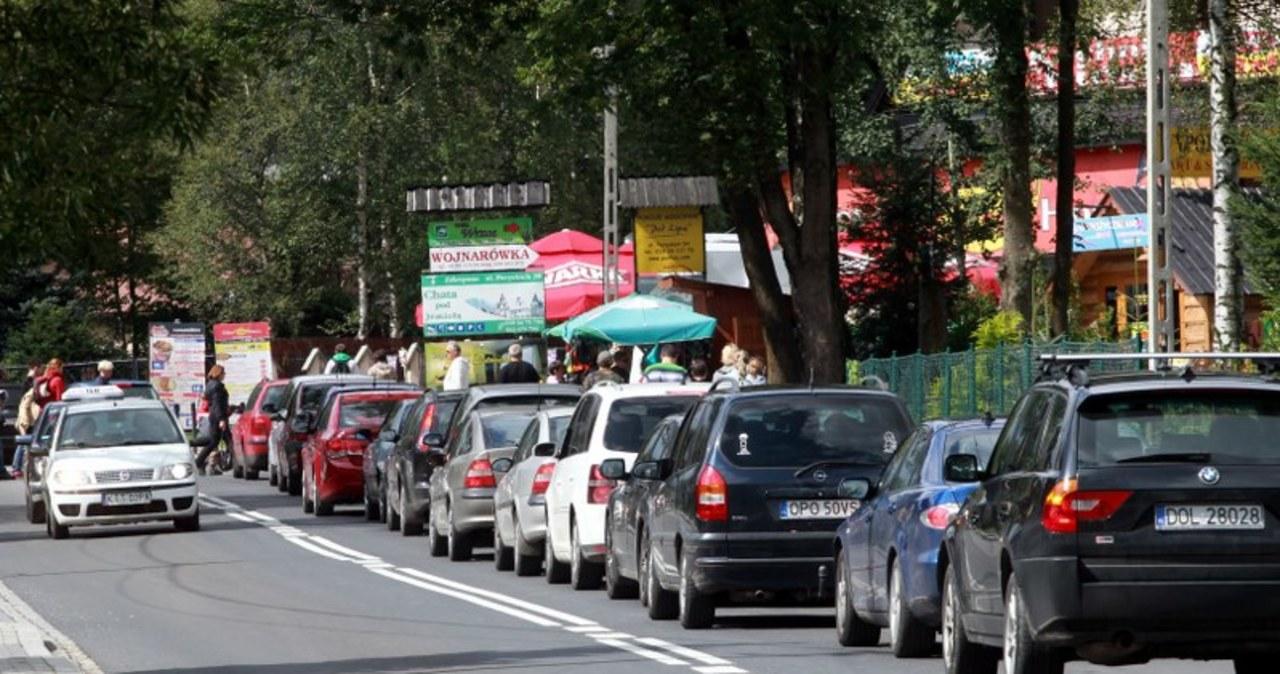 Komunikacyjny paraliż w Zakopanem