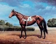 Koń pełnej krwi angielskiej /Encyklopedia Internautica