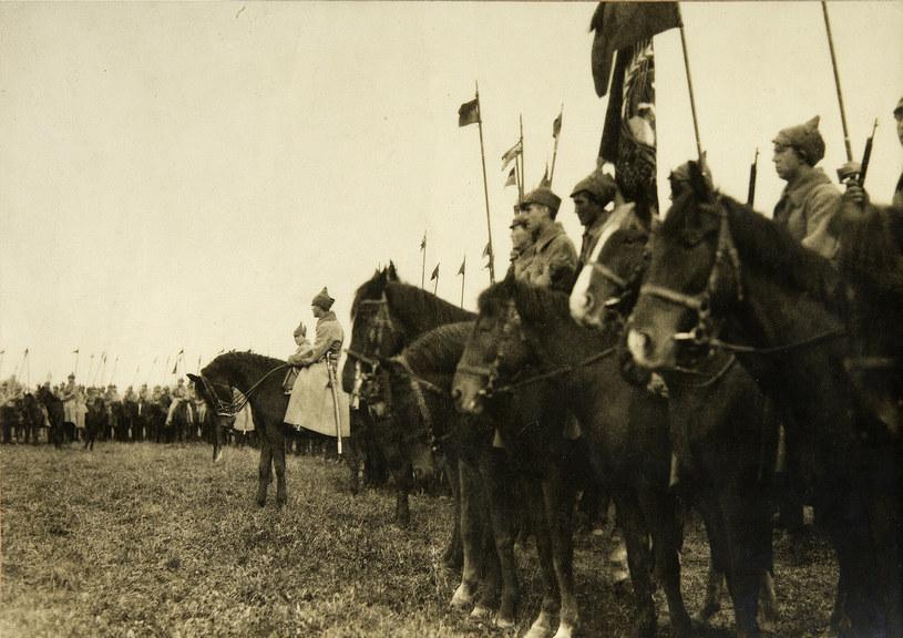 Konarmia podczas walk w Polsce w 1920 roku /East News