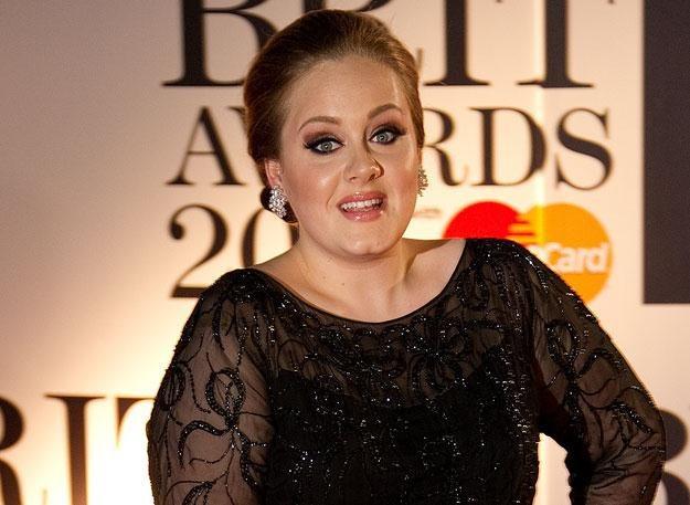 Końca dominacji Adele na listach przebojów nie widać /arch. AFP