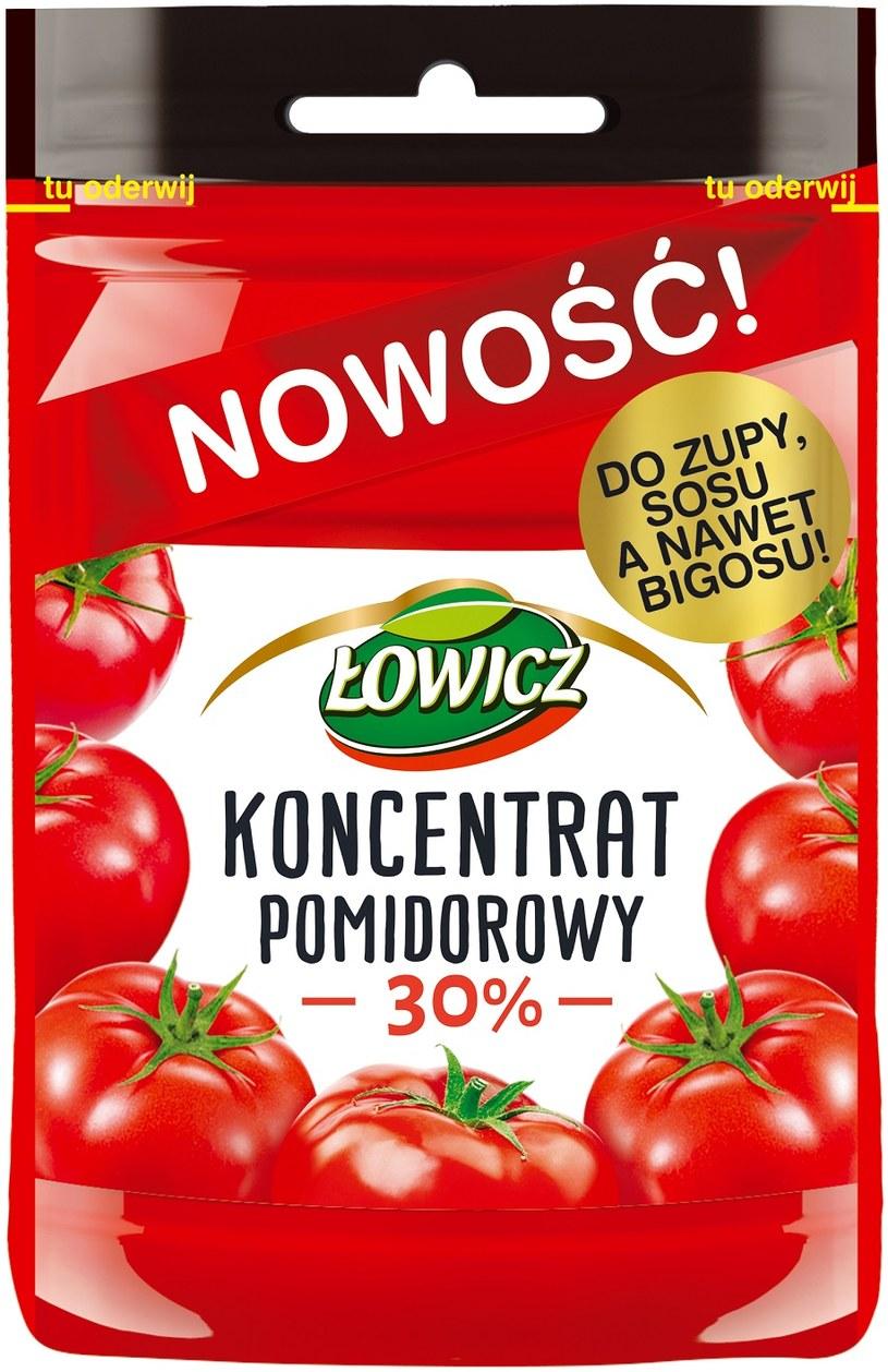 Koncentrat Łowicz /materiały prasowe