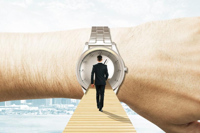 Koncepcja czasu nie dla wszystkich jest taka sama /123RF/PICSEL