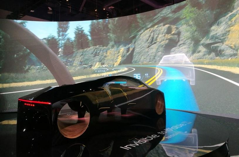 Koncepcja I2V jest oparta na technologii Omni-Sensing Nissana /INTERIA.PL