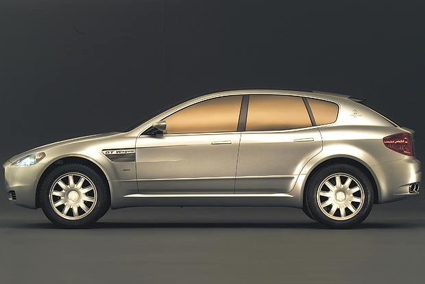 Koncepcyjne Maserati Kubang (kliknij) /INTERIA.PL