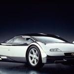 Koncepcyjne model Audi - quiz