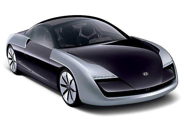 Koncepcyjny Hyundai HIC (kliknij) /INTERIA.PL