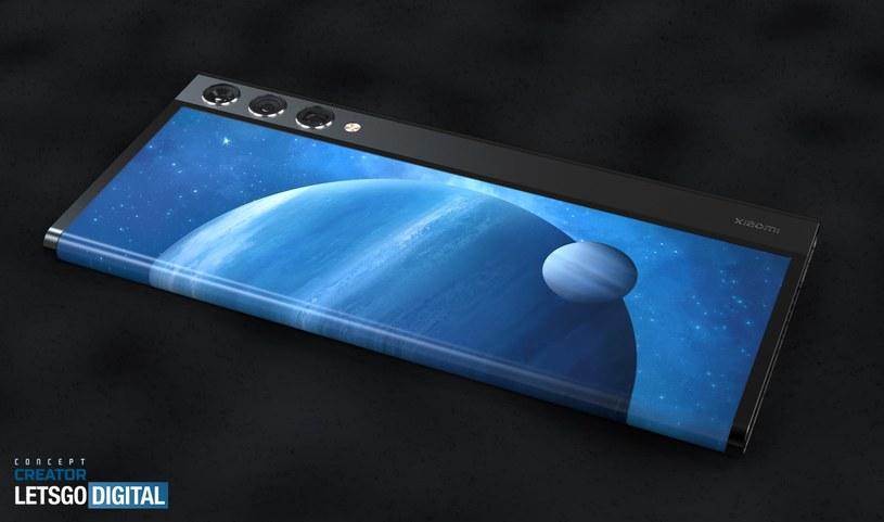 Koncept nowego smartfona Xiaomi / fot. Let'sGoDigital /materiał zewnętrzny