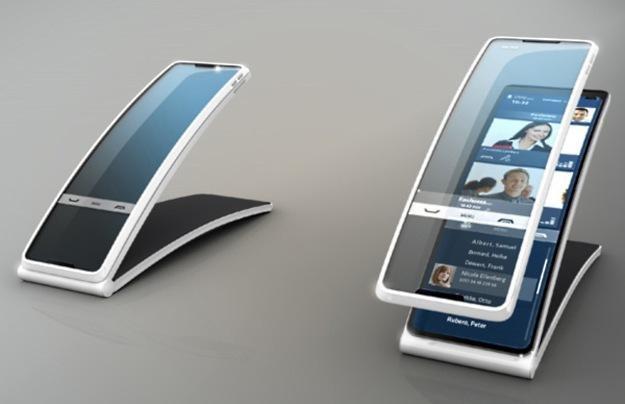 Koncept telefonu autorstwa projektantów z Form & Dang /materiały prasowe