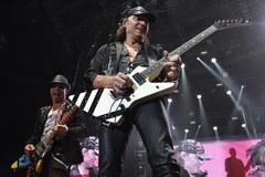 """Koncert """"Scorpions"""" w Krakowie"""