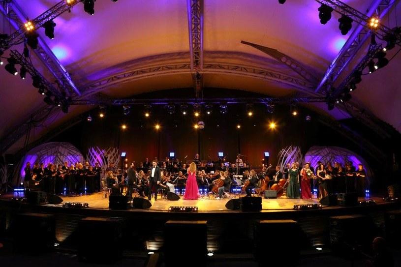 Koncert finałowy festiwalu operowego Belcanto w Mrągowie, fot. Mirosław Kleczkowski /materiały prasowe