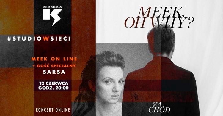 Koncert Meek, Oh Why? można będzie zobaczyć na żywo dziś o godzinie 20:00 /INTERIA.PL/materiały prasowe