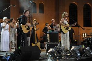 """Koncert """"Morowe panny"""" odbył się 28 lipca w Parku Wolności przy MPW /  /AKPA"""