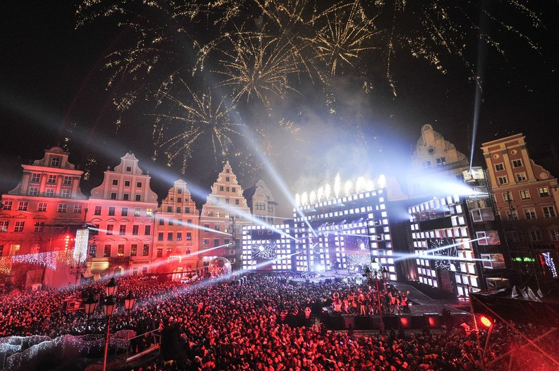 Koncert na Rynku we Wrocіawiu /Natalia Dobryszycka /East News