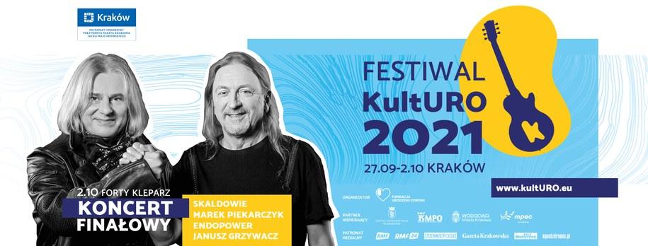Koncert odbędzie się 2 października 2021 roku w klubie muzycznym Forty Kleparz /Materiały prasowe