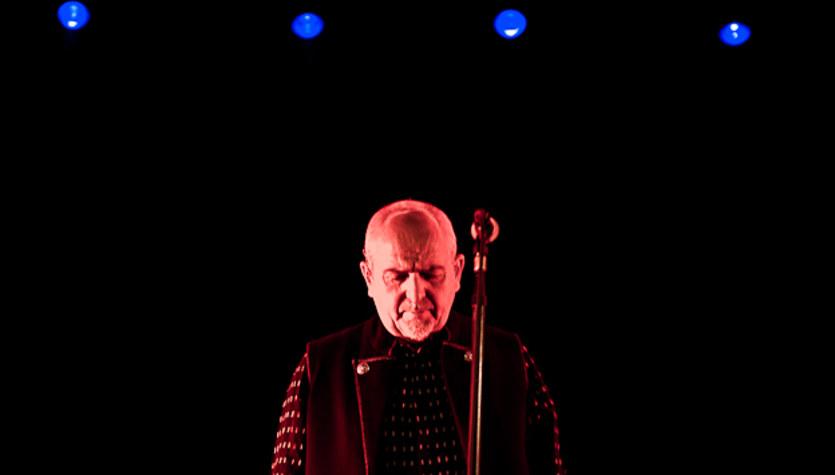 Koncert Petera Gabriela podczas Life Festivalu w Oświęcimiu
