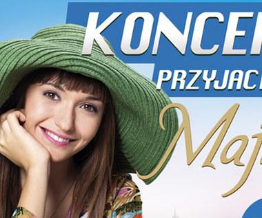 Koncert przyjaciół Majki w Krakowie