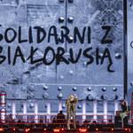 """Koncert """"Solidarni z Białorusią"""" z PGE Narodowego: Bez wolności umiera się za chwilę [RELACJA]"""