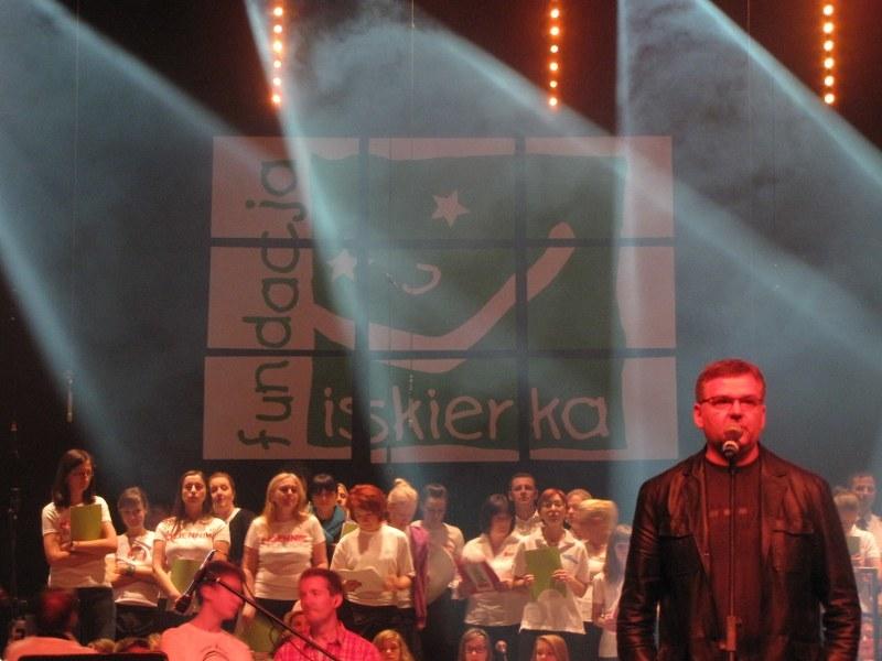 Koncert to niezwykłe przeżycie dla widzów i wszystkich występujących /Marcin Buczek /RMF FM
