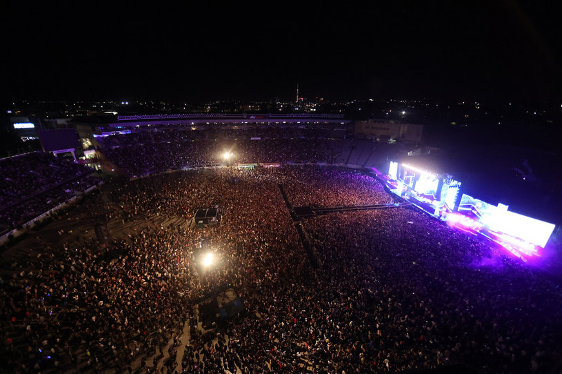 Koncert zespołu Six60 w Auckland /Fiona Goodall/Getty Images /Getty Images