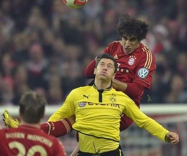 Końcowe odliczanie przed finałem LM Borussia - Bayern