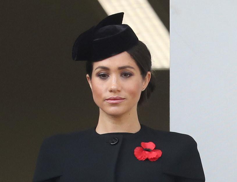 Końcówka roku dla nowej księżnej jest wyjątkowo trudna. Brytyjskie media rozpisują się o konflikcie Meghan i księżnej Kate /Getty Images