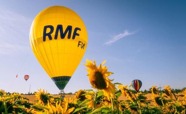 """""""Kończy się niezwykła przygoda"""". Balon RMF FM na wielkim zlocie we Francji!"""