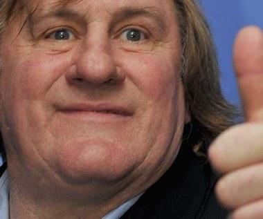 Konecki reżyseruje Depardieu