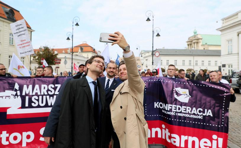 Konfederacja. Zdjęcie ilustracyjne /Piotr Molecki /East News