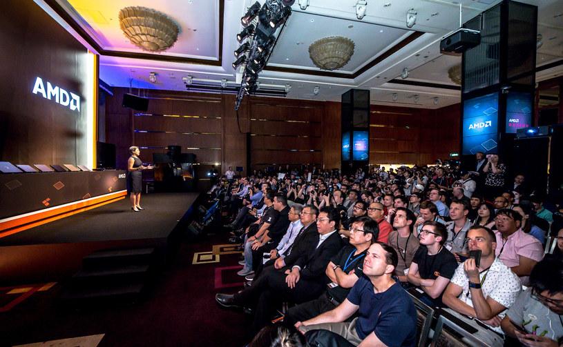 Konferencja AMD /materiały prasowe