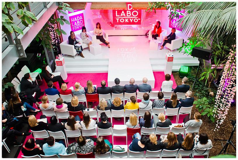 Konferencja Hada Labo Tokyo /materiały prasowe