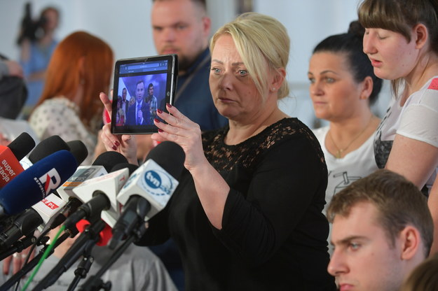 Konferencja niepełnosprawnych i ich opiekunów w Sejmie /PAP/Marcin Obara /PAP